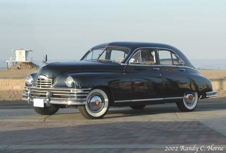 Picture This Photography And Graphics My 1949 Packard
